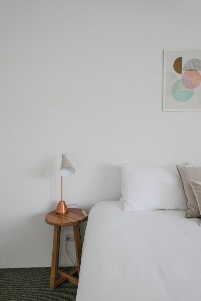 deken voor op bed
